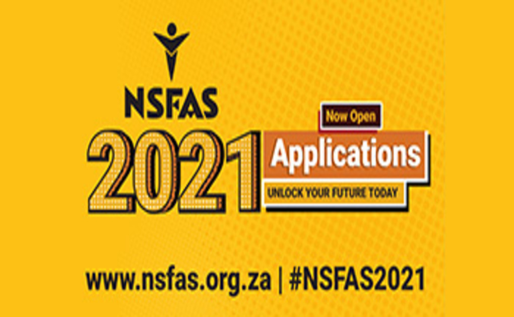 NSFAS Online Application for Academic year 2021 ...