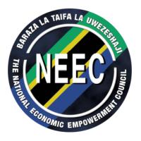 Nafasi za kazi Baraza la Tifa la Uwezeshaji (NEEC)- Manager Of Business Development and Facilitation