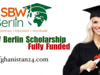 SBW Berlin International Scholarship 2021 Fully Funded in Germany