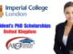 STudy in London President's PhD Fully Funded Scholarships 2021 at Imperial College London