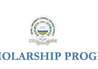 EAC Masters' Scholarships 2020/2021 (Cohort 2) for students from East African Community