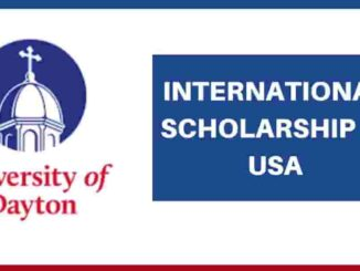 Study in USA University of Dayton Undergraduate Scholarships 2021