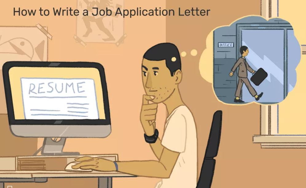 Application letter for job | How to Write a Job Application Letter