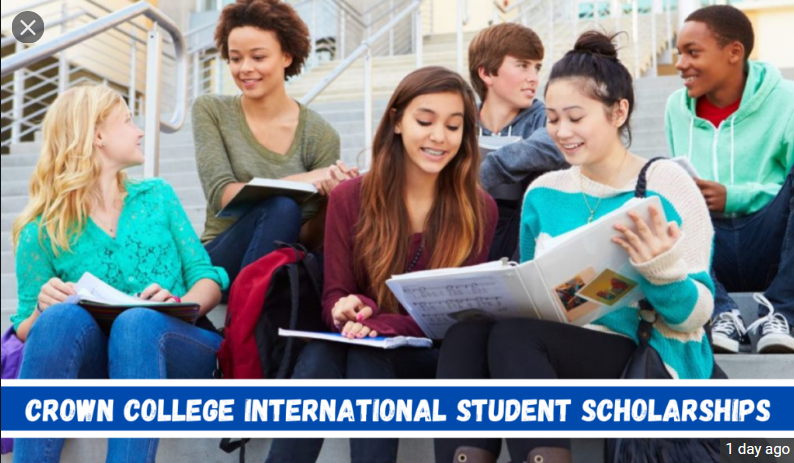 Study in USA Crown College International Student Scholarships Full Funded 2021