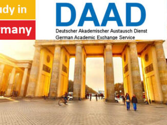 Study in Germany DAAD Scholarship 2021-2022 Full Funded