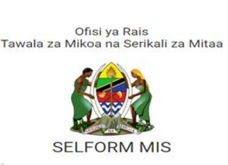 Tamisemi Selform How to Register | Jinsi ya kujisajili na mfumo wa selform