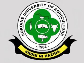 List of Courses Offered Sokoine University of Agriculture (SUA)