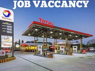 Job Opportunity at Total-Administration Officer January 2021