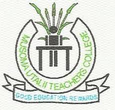 Job Vacancies at Musoma Utalii Training College January 2021