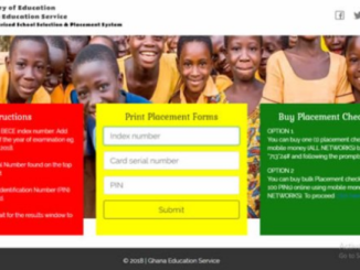 How To Buy BECE Result Checker Using MTN Mobile Money