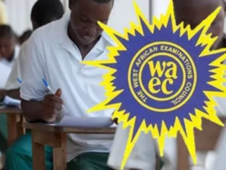 PDF DOWNLOAD WAEC GBCE Timetable for September 2021