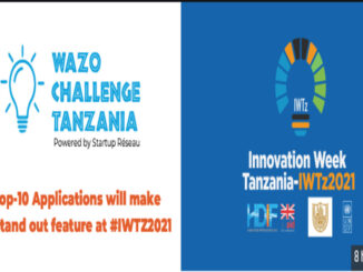 Wazo Challenge Tanzania- Innovation Challenge for Tanzanians to Win USD10,000 Grant