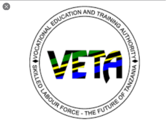 12625 Fully Funded Youth Training at VETA Tanzania 2021 /2022